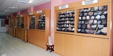 Türkiyenin ilk Jeoloji Müzesi