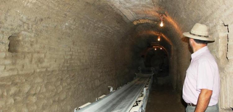 Torbalı'da  1900 yıllık sapasağlam yapı bulundu