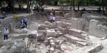 Bathonea Ören Yeri Projesi için Bakanlığa başvuru yapıldı