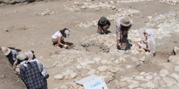 Oluzhöyükte 1600 yıllık ateş tapınağı bulundu