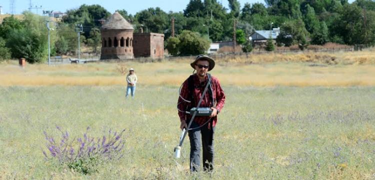Ahlat'ın Virane Şehrinde kazı yapılacak