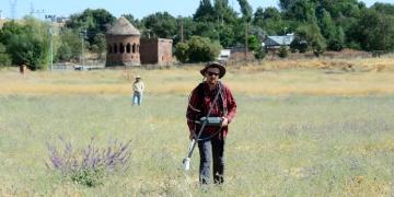 Ahlatın Virane Şehrinde kazı yapılacak