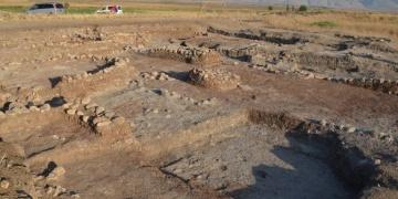 Domuztepede 9 bin yıllık yerleşim alanı bulundu