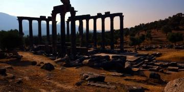 Milas Zeus Tapınağı ayağa kaldırılacak