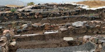 Komana Pontika Antik Kenti 2017 arkeoloji kazıları bitti