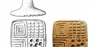 Burdurda 5 bin yıllık işaret yazısı izleri bulundu
