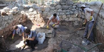 Myra-Andriake kazıları sona erdi