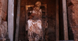 Ana Tanrıça Kibele Heykelinin Orduya dönüşü 2 yıl sürebilir