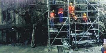 Yenikapıda 2 bin yıllık ahşap mendirek bulundu