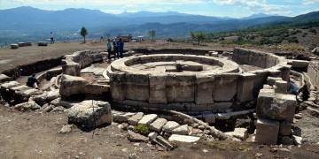 Kibyra Antik Kentindeki 2 Bin Yıllık Çeşmeden Su Akacak