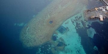 Urla Limantepede su altında tarihe yolculuk