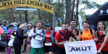 Likya Yolu Ultra Maratonu Başladı