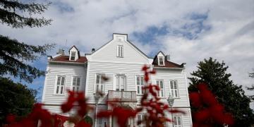 Restorasyonu tamamlanan Maslak Kasırları ziyarete açıldı