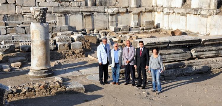 Antik kentte Dünya Gençlik Festivali düzenlenecek