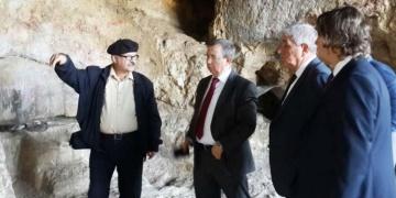 Sinanköy Antik Yerleşim Alanındaki kazı çalışmaları