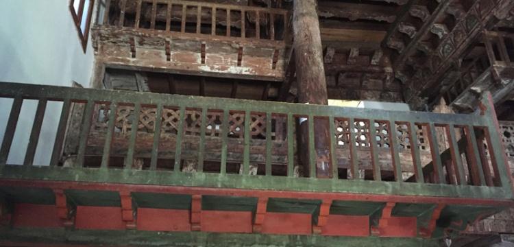 Kastamonu'nun 650 Yılık Civisiz Camisi