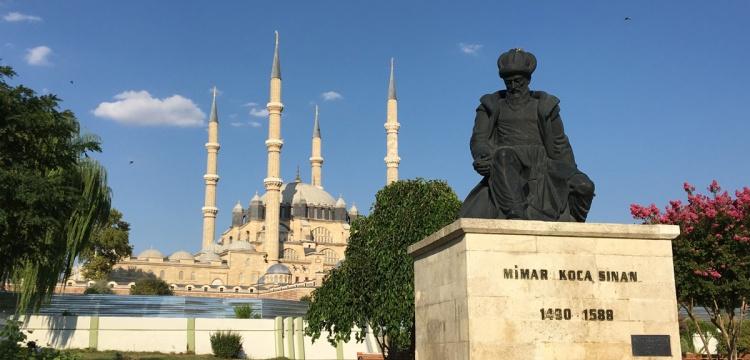 Selimiye'yi 2018'de 2,5 milyon turist ziyaret etti