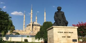 Selimiyeyi 2018de 2,5 milyon turist ziyaret etti