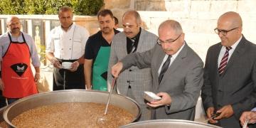 Mardin Müzesinde Aşure Etkinliği Yapıldı