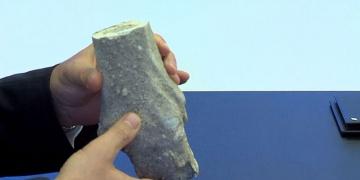 Milyon yıllık fosiller Kapadokyada sergilenecek
