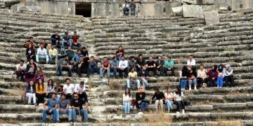 Sagalassos Antik Kentinde Kültürel Miras Dersi
