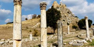 Osmaniyede bulunan Kastabalada 2016 kazısı sona erdi