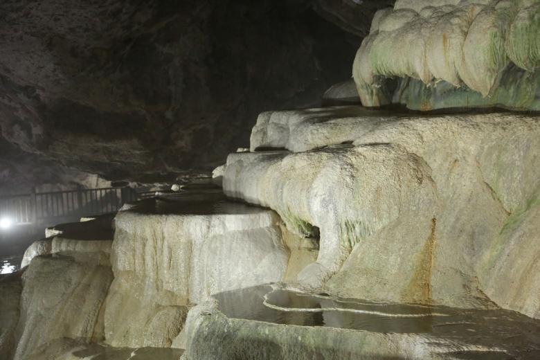 Kaklık Mağarası Denizli
