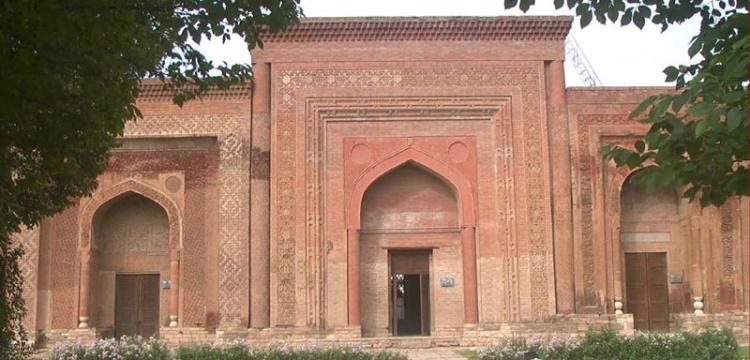 Kırgızistan'da Karahanlılardan kalma mimari harikalar