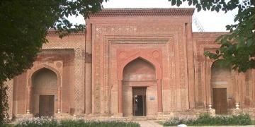 Kırgızistanda Karahanlılardan kalma mimari harikalar
