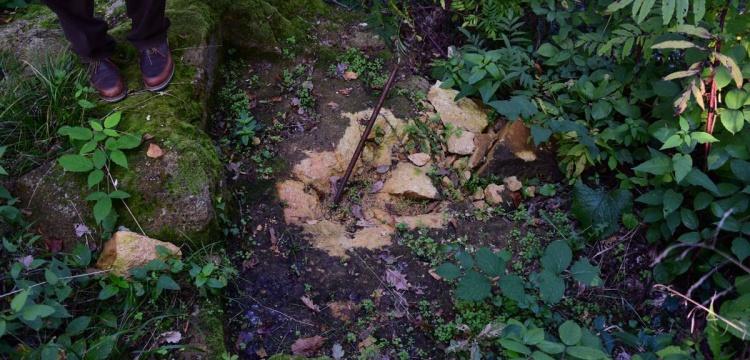 Cıngırt Kalesi'nde kazılar aralıksız sürüyor