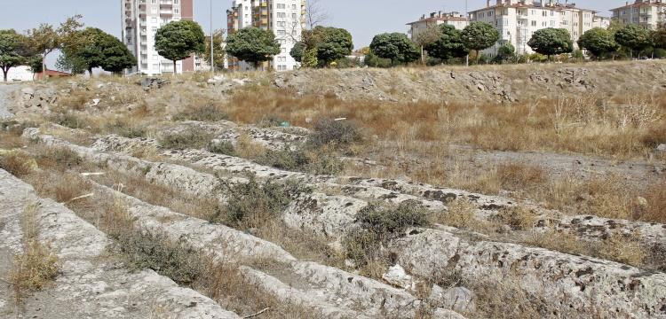 4 bin yıllık kağnı izleri