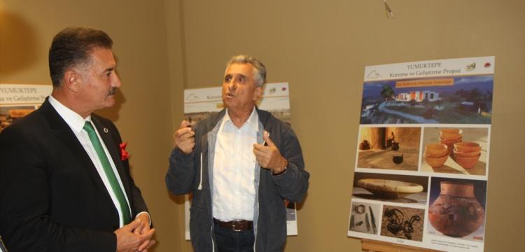 Mersin'de Yumuktepe Höyüğü Ziyaretçi Merkezi açıldı