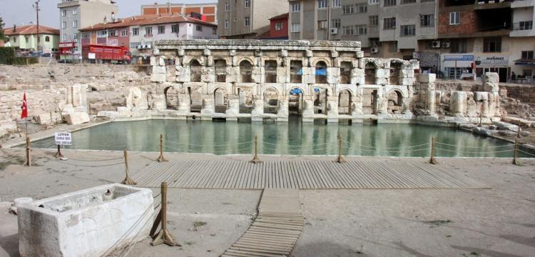 Yozgat'ta 2 bin yıllık şifa kaynağı Kral Kızı restore edilecek