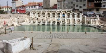 Yozgatta 2 bin yıllık şifa kaynağı Kral Kızı restore edilecek