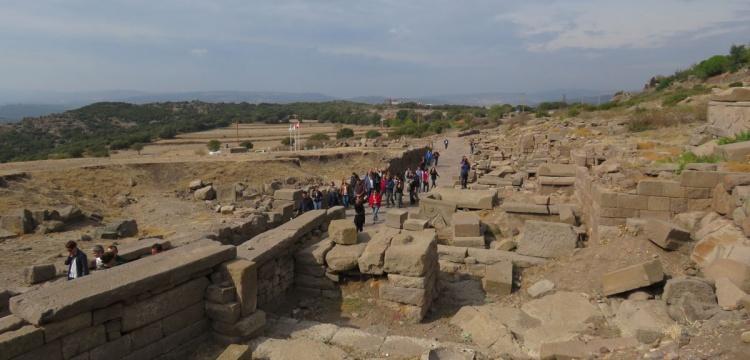 Assos Antik Kenti, UNESCO Dünya Miras Listesine aday