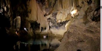 Antalyada gizli cennet: Altınbeşik Mağarası