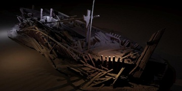 Karadenizde çürümemiş Osmanlı ve Bizans gemileri bulundu