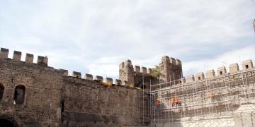Kayseri Kalesi restorasyonu bitince kültür merkezi olacak