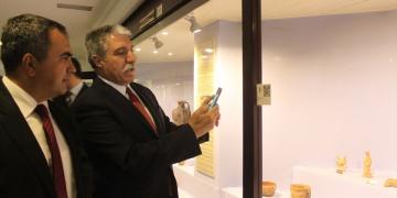 İzmir müzeleri sanal ortama akratılacak