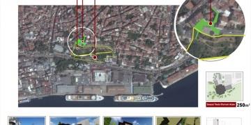 Beyoğlu Belediyesinden Roma Bahçesi açıklaması