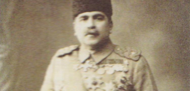 Ahmed Muhtar Paşa kimdir?