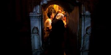 İsa Peygamberin mezarı açılıyor