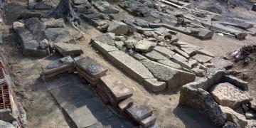 Antandros 17. dönem kazıları sona erdi