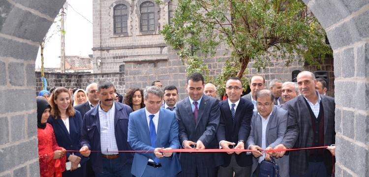 Siverek'te restore edilen Harran evi açıldı