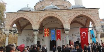 Makedonyada Haydar Kadı Camisi 104 yıl sonra restore edildi