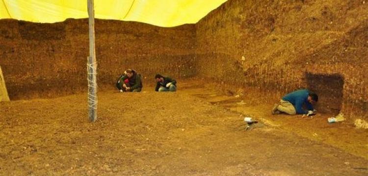 Kastamonu'da 24 kişilik kurgan bulundu