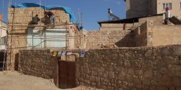 Kahramanmaraş Afşindeki tarihi taş konak restore edilecek