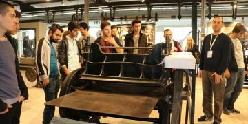 Kocaelideki Avrupanın en büyük kağıt müzesine yoğun ilgi