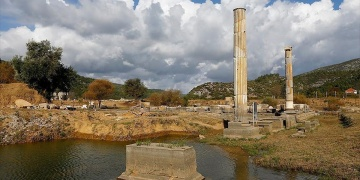 Kehanet merkezi Klaros inanç turizmi merkezi olma yolunda