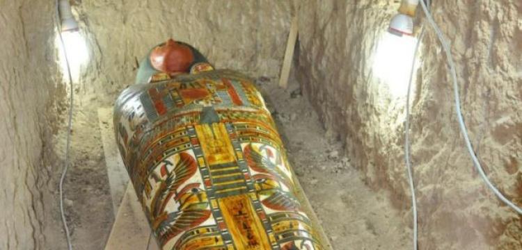Mısır'da 3000 yıllık mumya bulundu